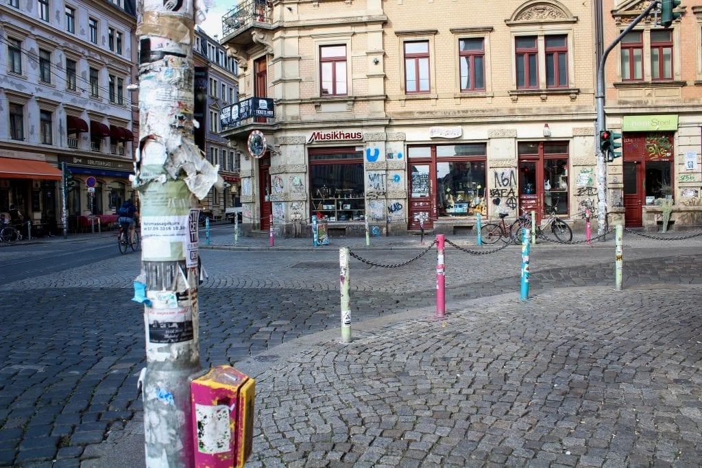 Neustadt in Dresden, Germany
