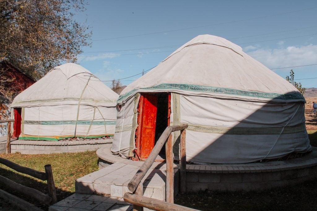Kokpek in Kazakhstan