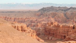Charyn Canyon: My First Taste of Nature in Kazakhstan
