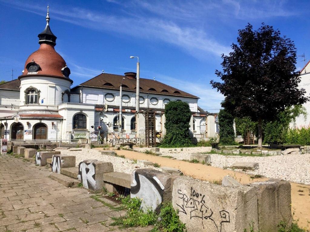 Plagwitz in Leipzig, Germany