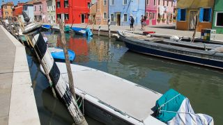 Visiting Burano During the Summer High Season