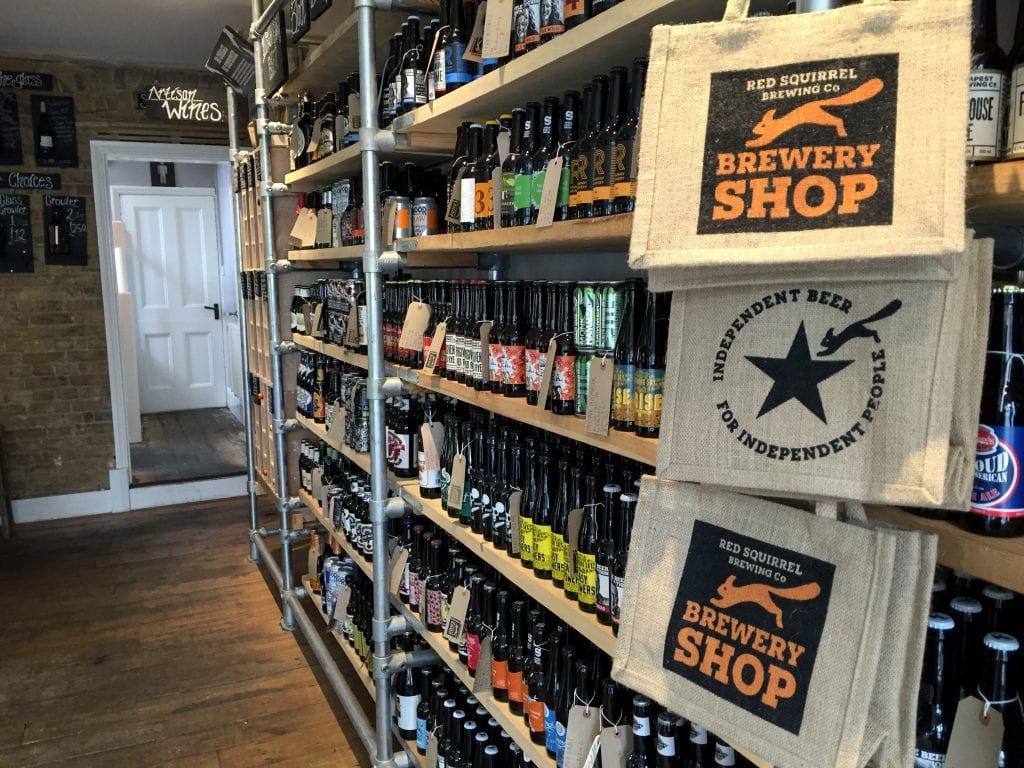 Berkhamsted Brewery Shop