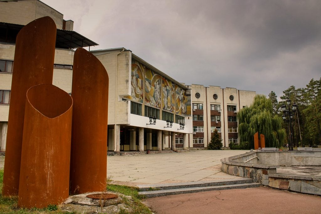 Slavutych, Ukraine medical center