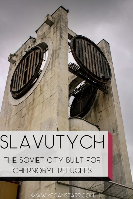 Slavutych, Ukraine - The City Built for Chernobyl Refugees