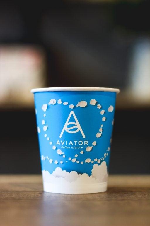 Aviator Coffee Explorer in Belgrade, Serbia