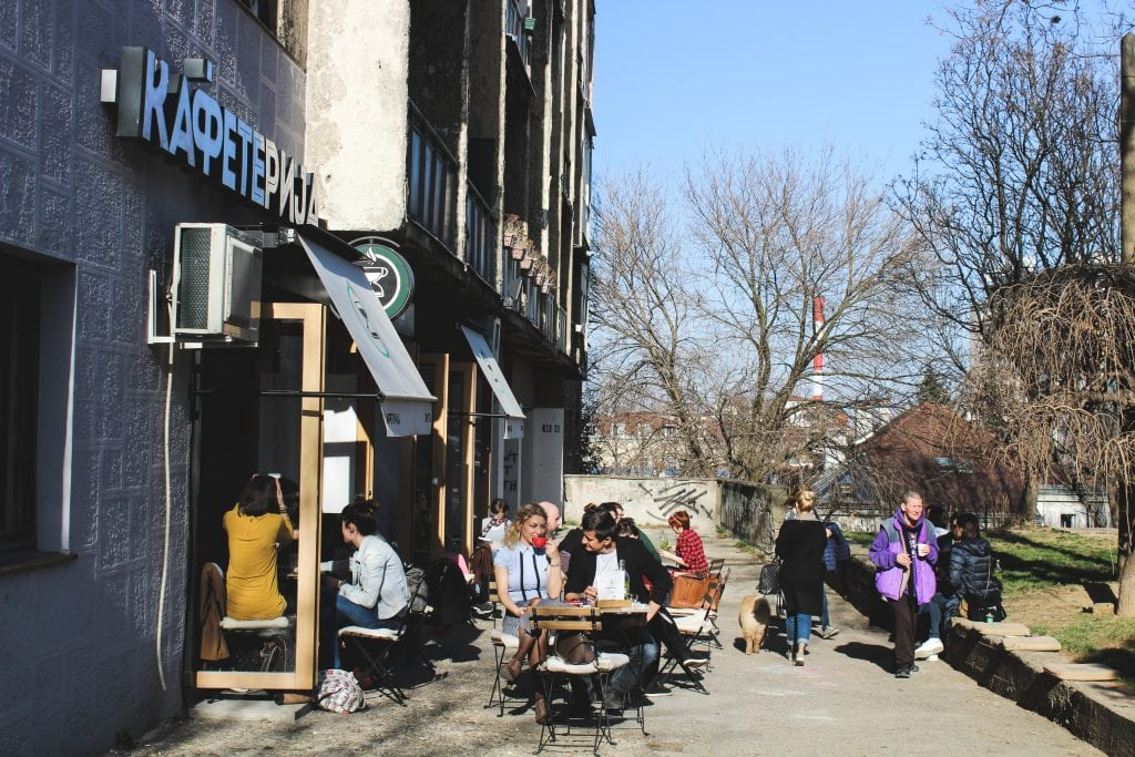 Kafeterija cafe and coffee in Belgrade