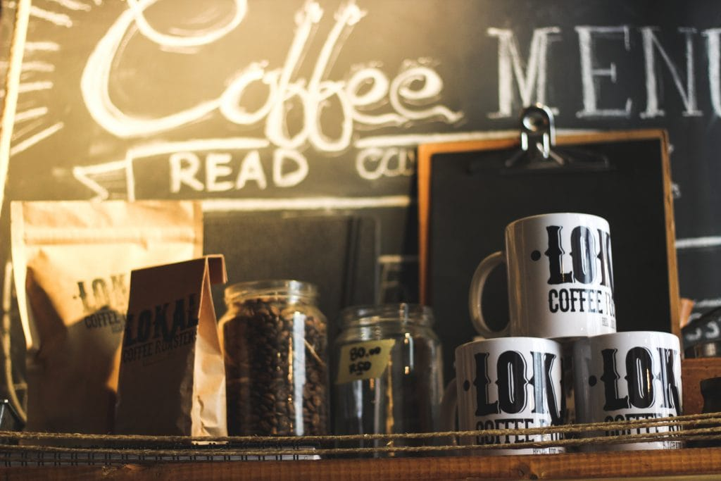 Lokal Coffee Roasters in Belgrade