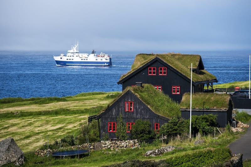 Kirkjubour Faroe Islands travel guide
