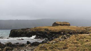 Kirkjubøur, Faroe Islands: A Taste of Local History on Streymoy