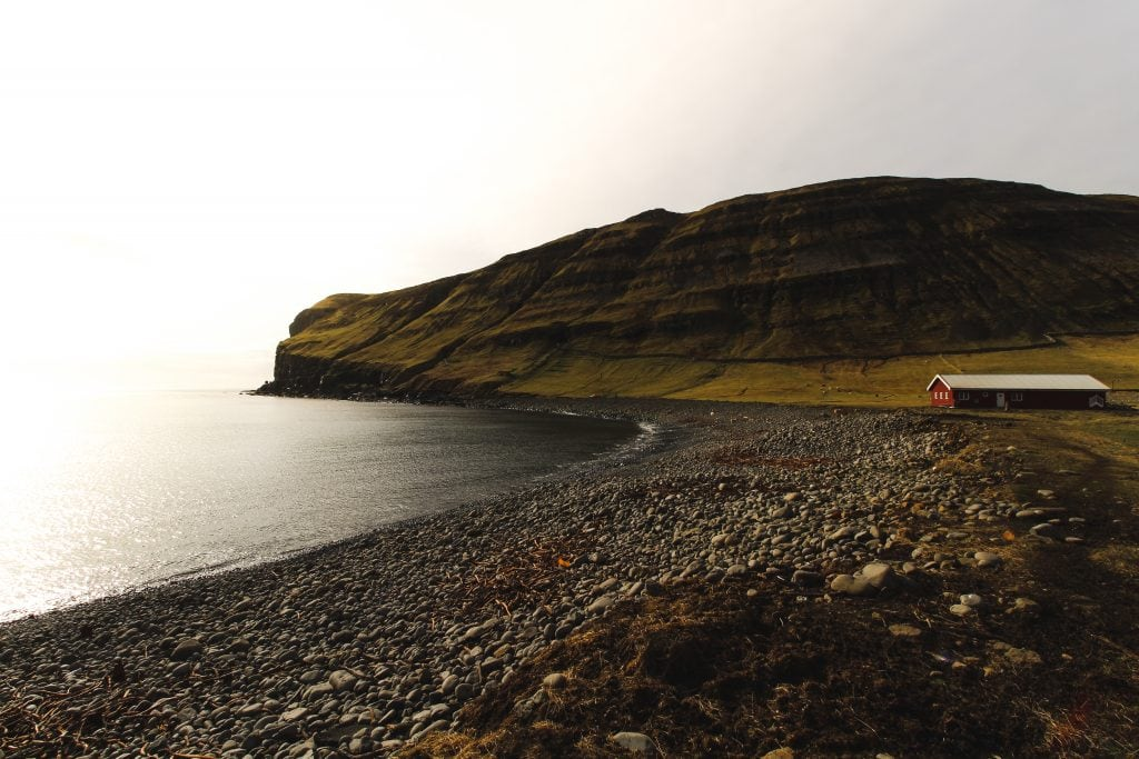 Dalur on Sandoy in the Faroe Islands