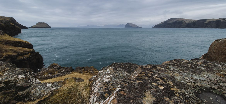 Skopun on Sandoy in the Faroe Islands