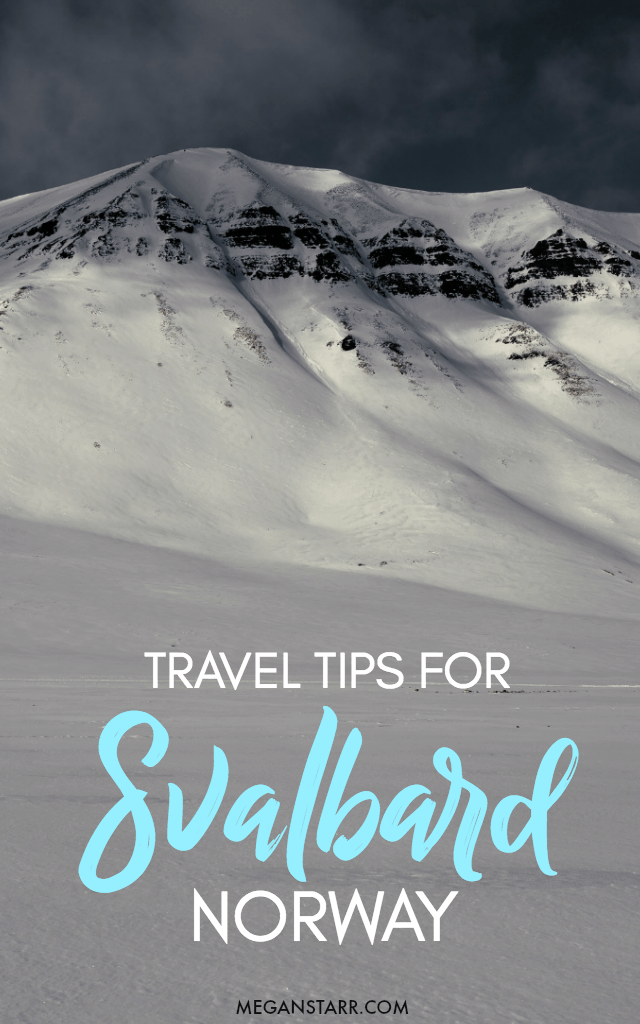 On Svalbard, Norway the polar bears largely outnumber the residents. This is a travel guide including tips and a recap from my time spent there.