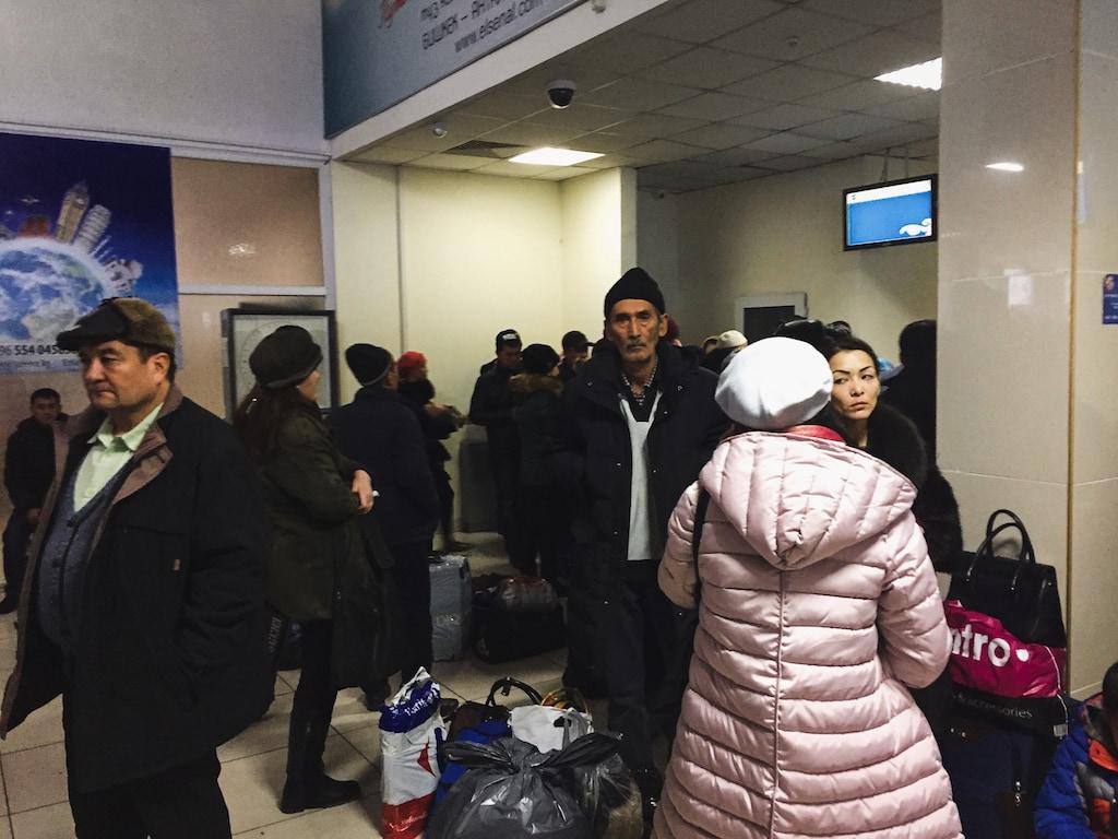 Osh Airport