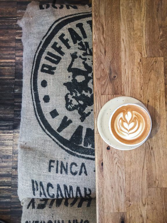 Frankfurt Cafes: The Best Coffee in Frankfurt, Germany hoppenworth and ploch flat white