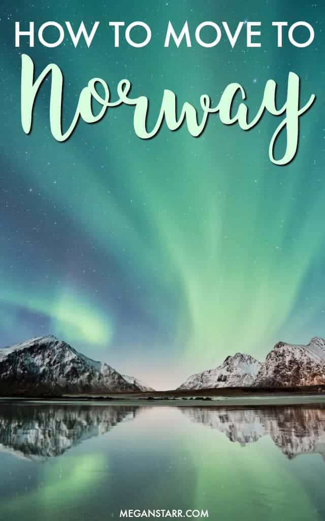 30 Things To Know Before Living in Norway + How to Move to