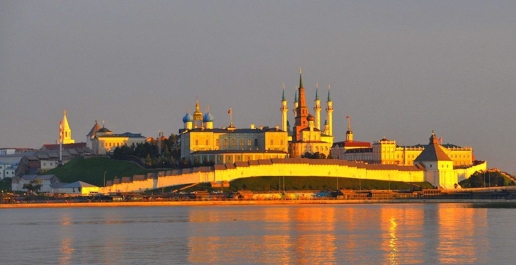 Kazan, Russia Where to stay