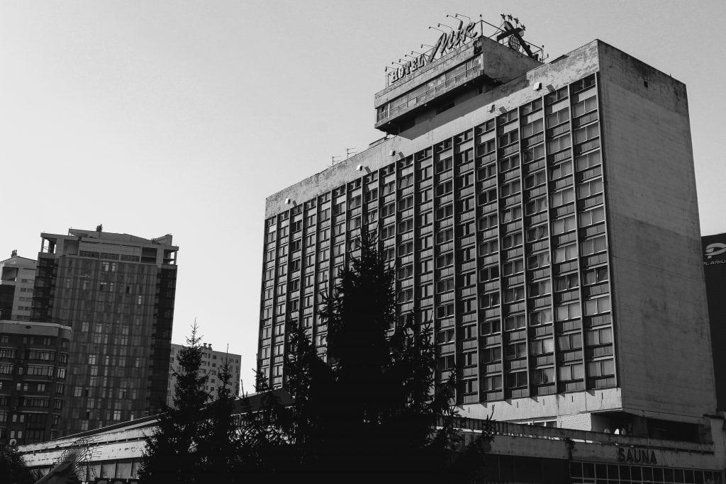 Hotel Mir in Kharkiv, Ukraine