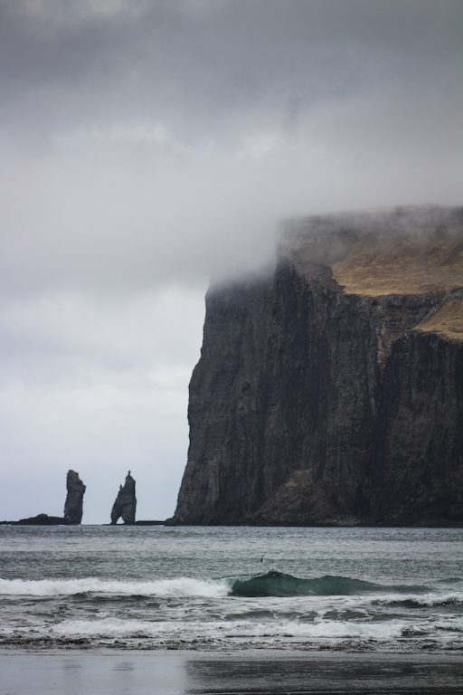 Risin and Kellingin in the Faroe Islands