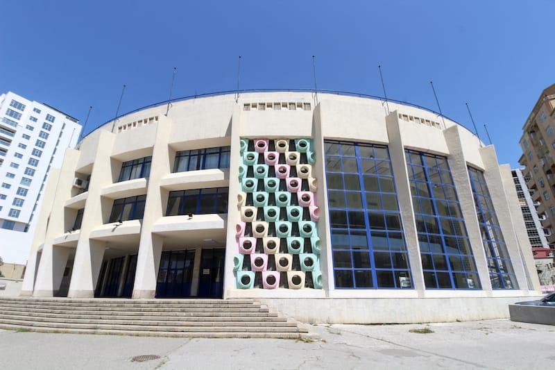 Baku Circus in Azerbaijan