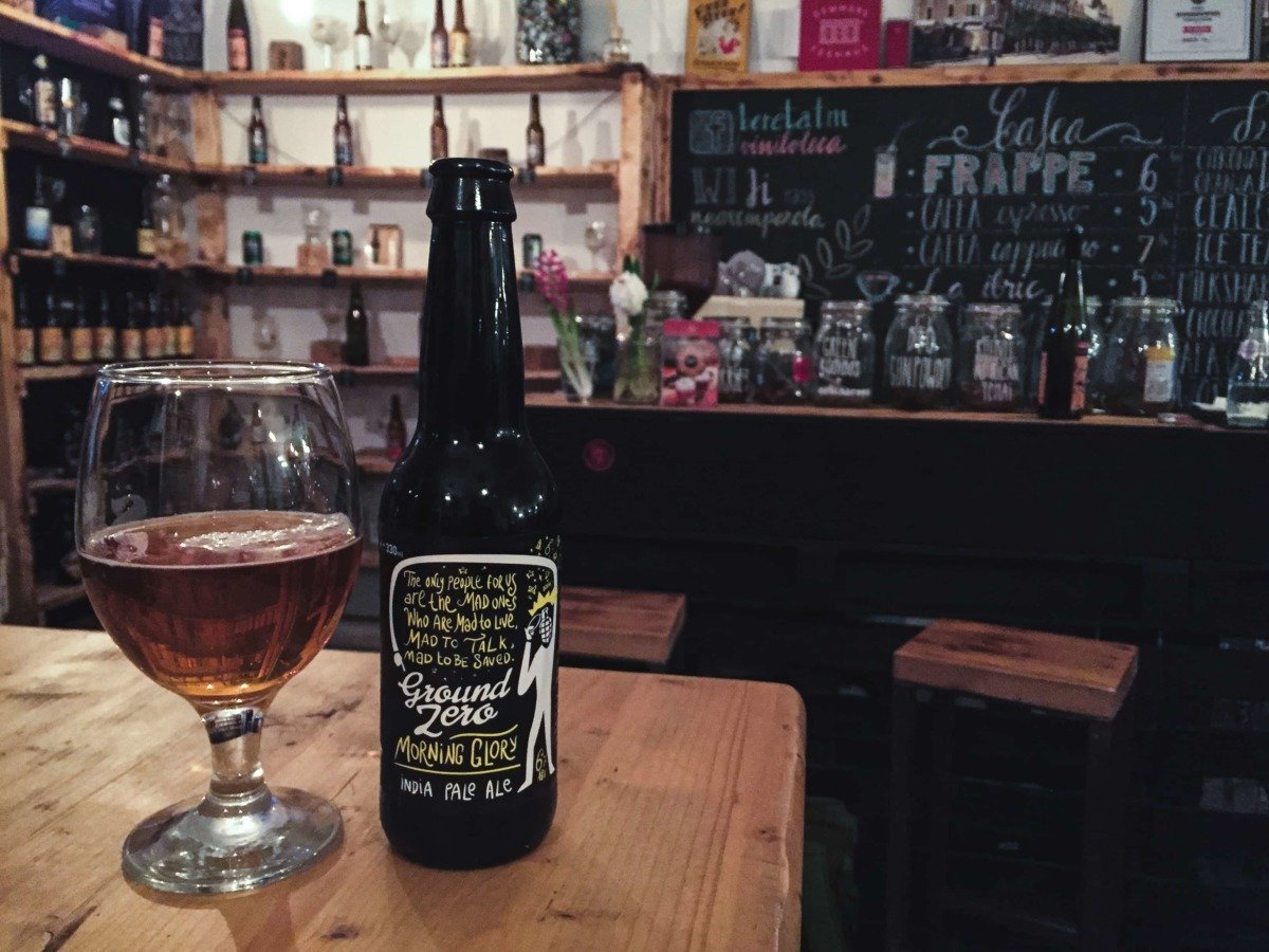 Craft beer guide to timisoara romania for Guide to craft beer