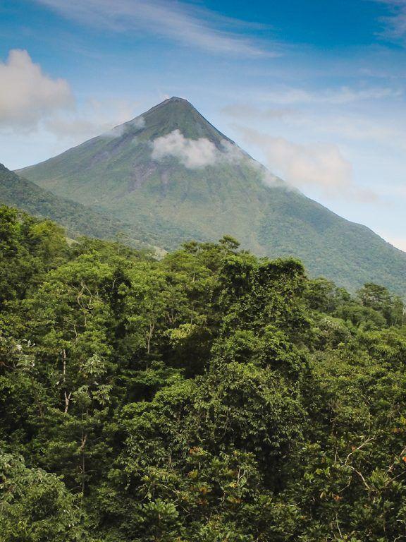 La Fortuna, Costa Rica Arenal Volcano