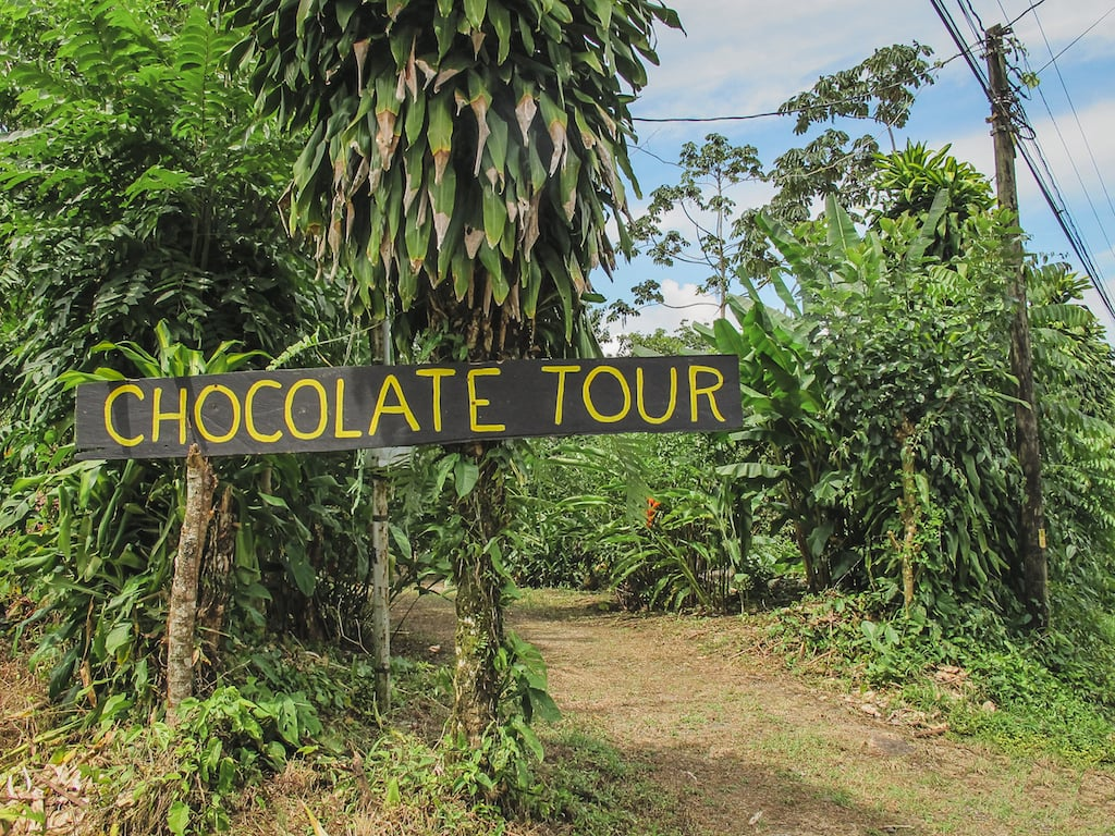 Chocolate Tour in La Fortuna, Costa Rica