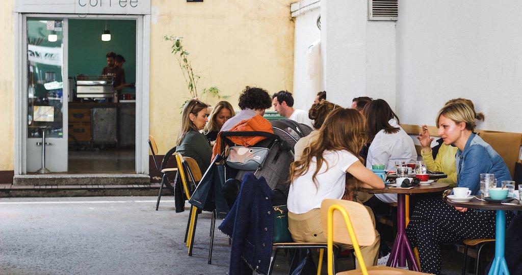 Cogito Coffee in Zagreb, Croatia