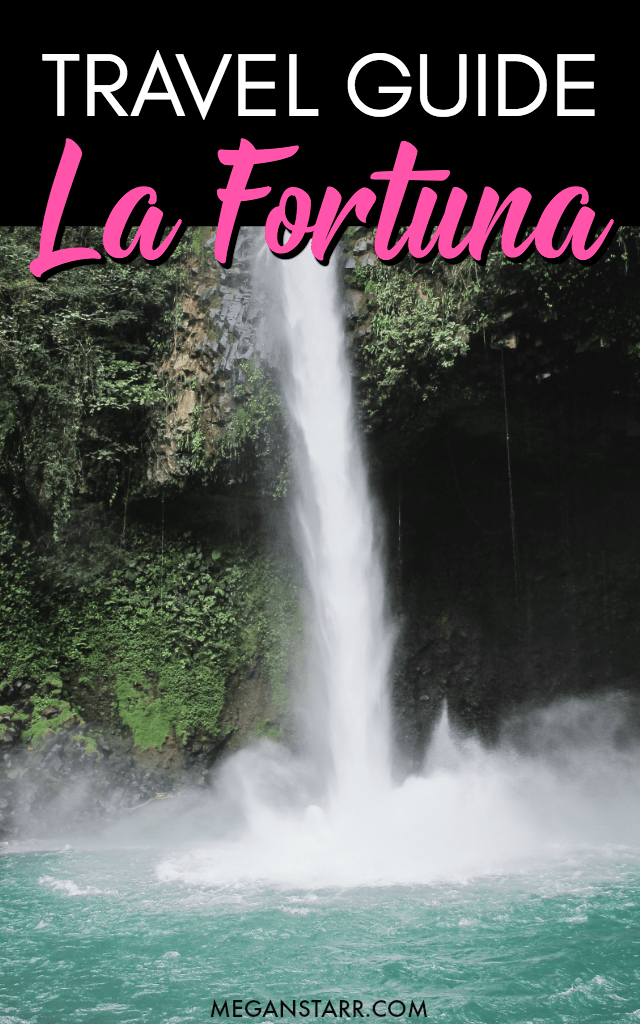 This travel guide to La Fortuna, Costa Rica will tell you what to do when you are there, where to stay, and where to find the most delicious food!
