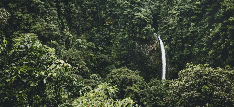 La Fortuna, Costa Rica waterfall