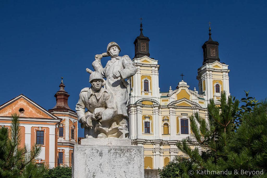 Kremenets, Ukraine -places to visit in Ukraine