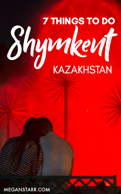 Shymkent is the third largest city in Kazakhstan and was an important place along the Silk Road. Click here to read about 7 essential things to do in Shymkent, Kazakhstan.
