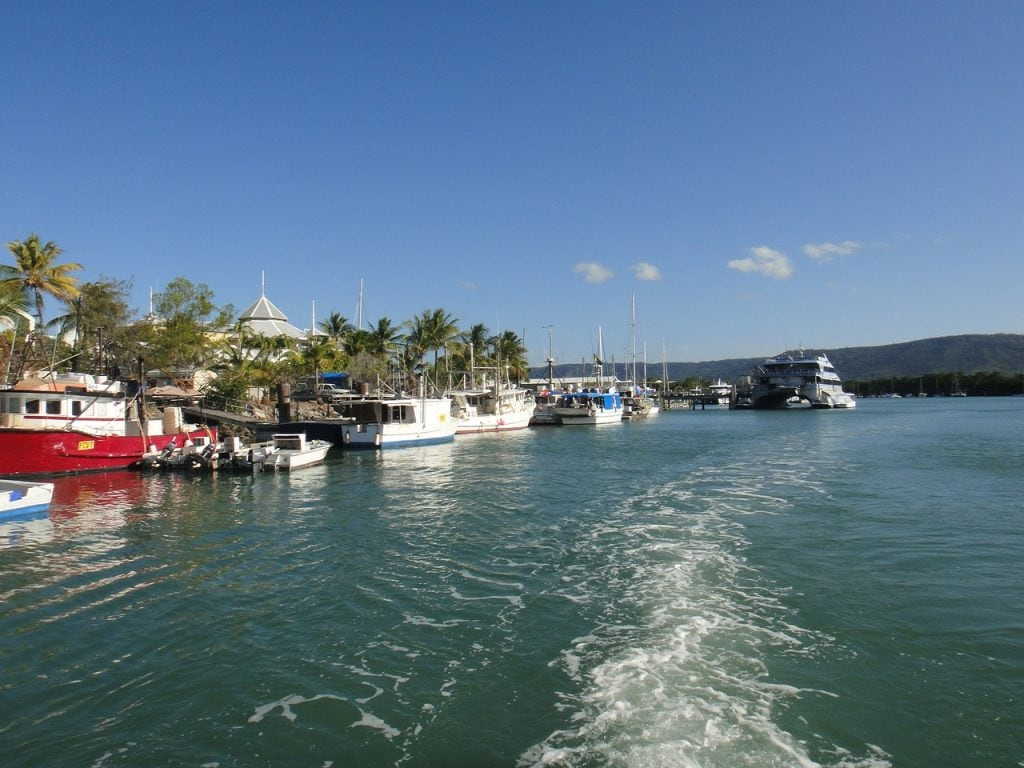 Port Douglas in North Queensland