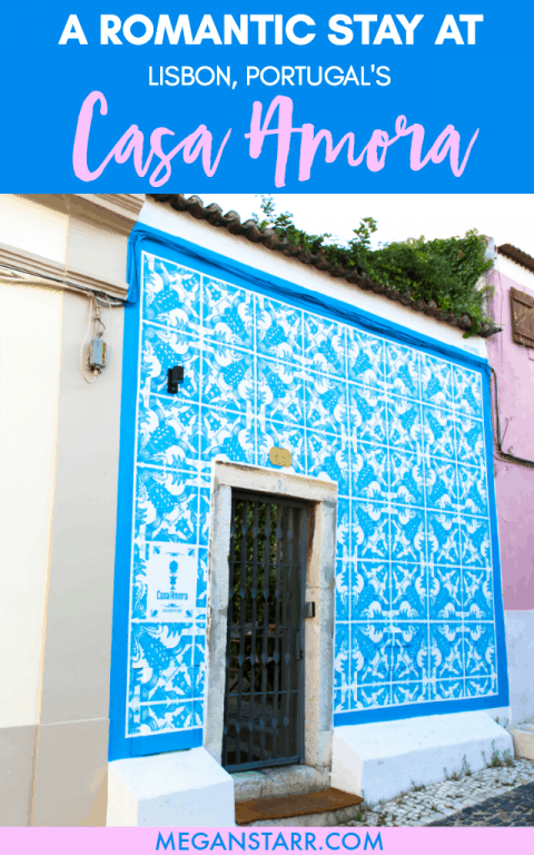 Casa Amora is one of the coziest and most romantic spots in the Praça Amoreiras neighborhood of Lisbon, Portugal. This is a review and photo essay of my time there - check it out!
