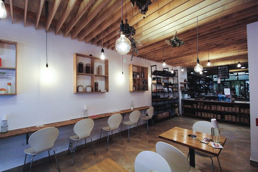 Baker Brothers cafe and bakery in Sofia, Bulgaria