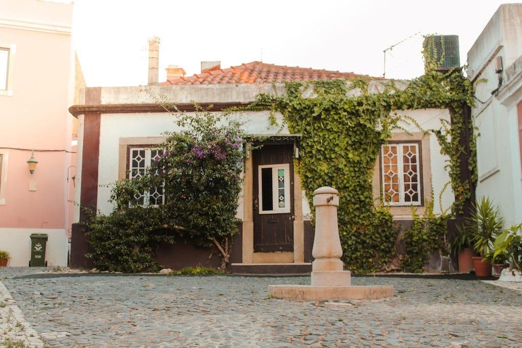 Casa Amora in Lisbon, Portugal
