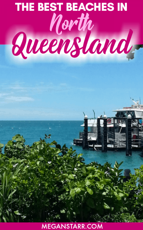 Australia is known for its beautiful and ubiquitous beaches.  This post will show you the best beaches in Cairn and North Queensland.