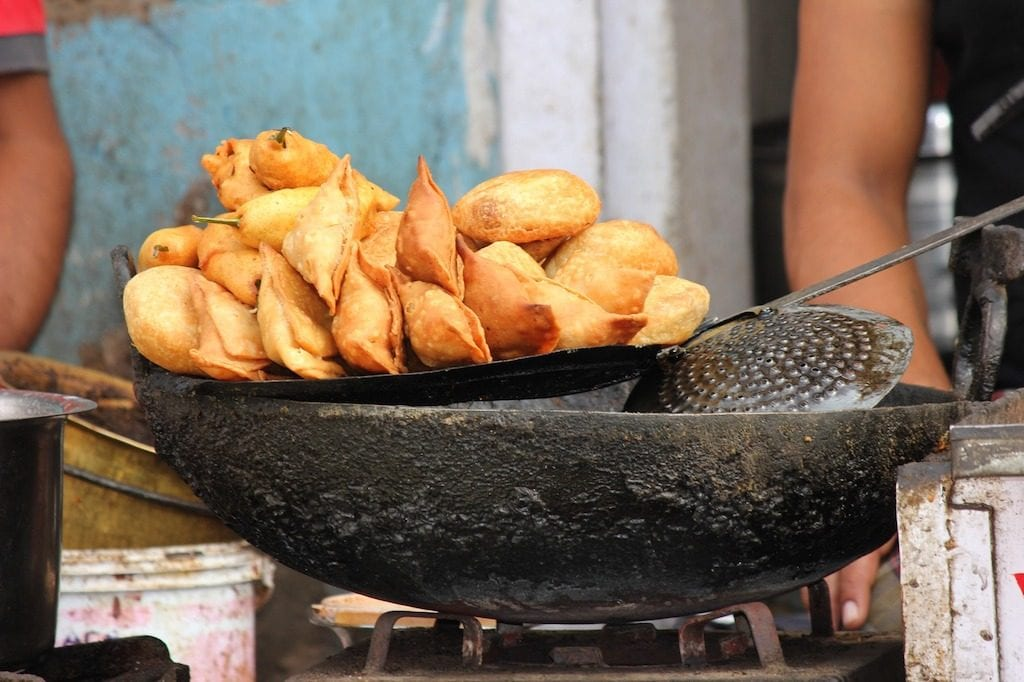 Food in Chennai, India