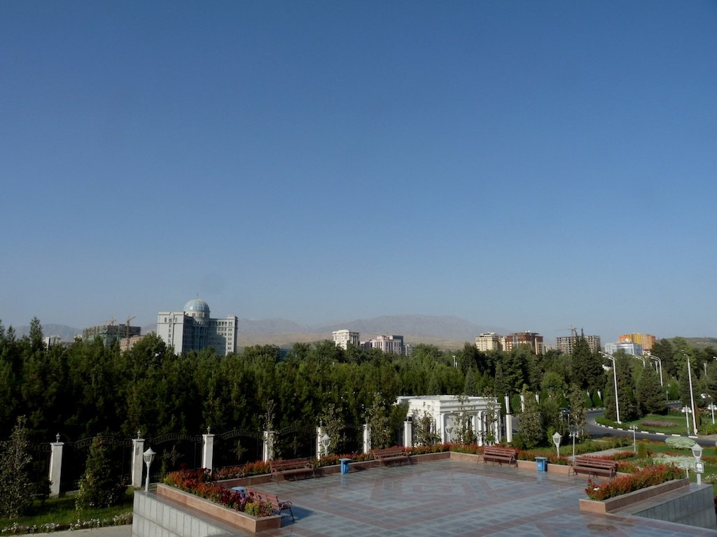 dushanbe tajikistan traveling through central asia guest post