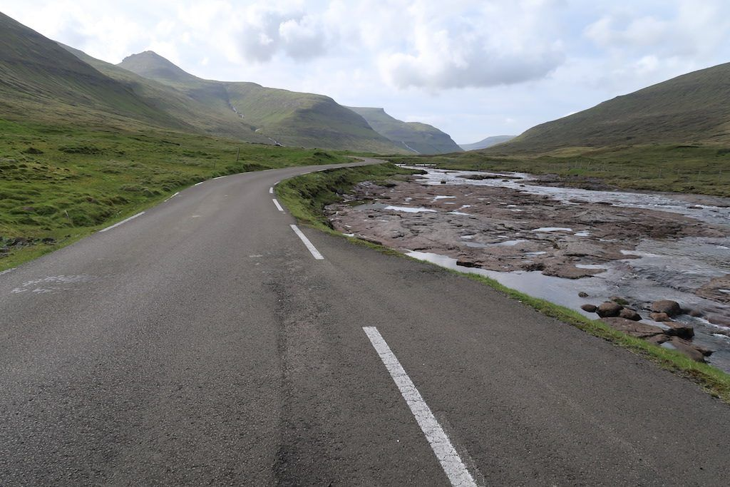 Buttercup roads in Faroe Islands from Eran from The Laughing traveller