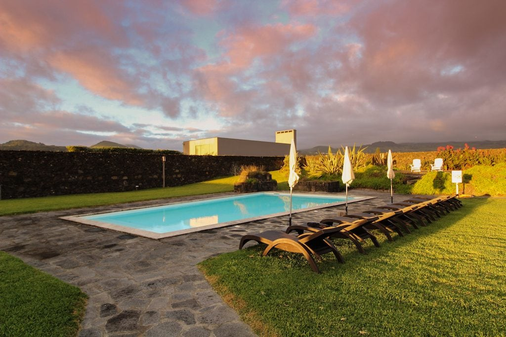 Santa Barbara Lodge by Santa Barbara Eco-Beach Resort in Sao Miguel, Azores pool