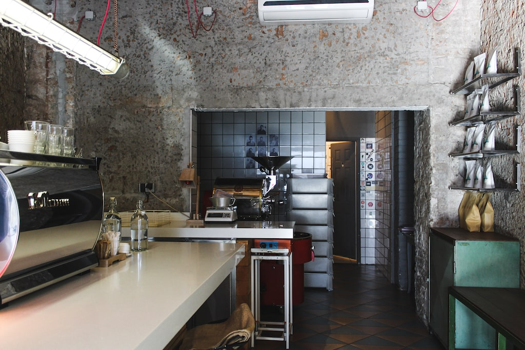 d59b cafe and coffee shop in belgrade, serbia dorcol