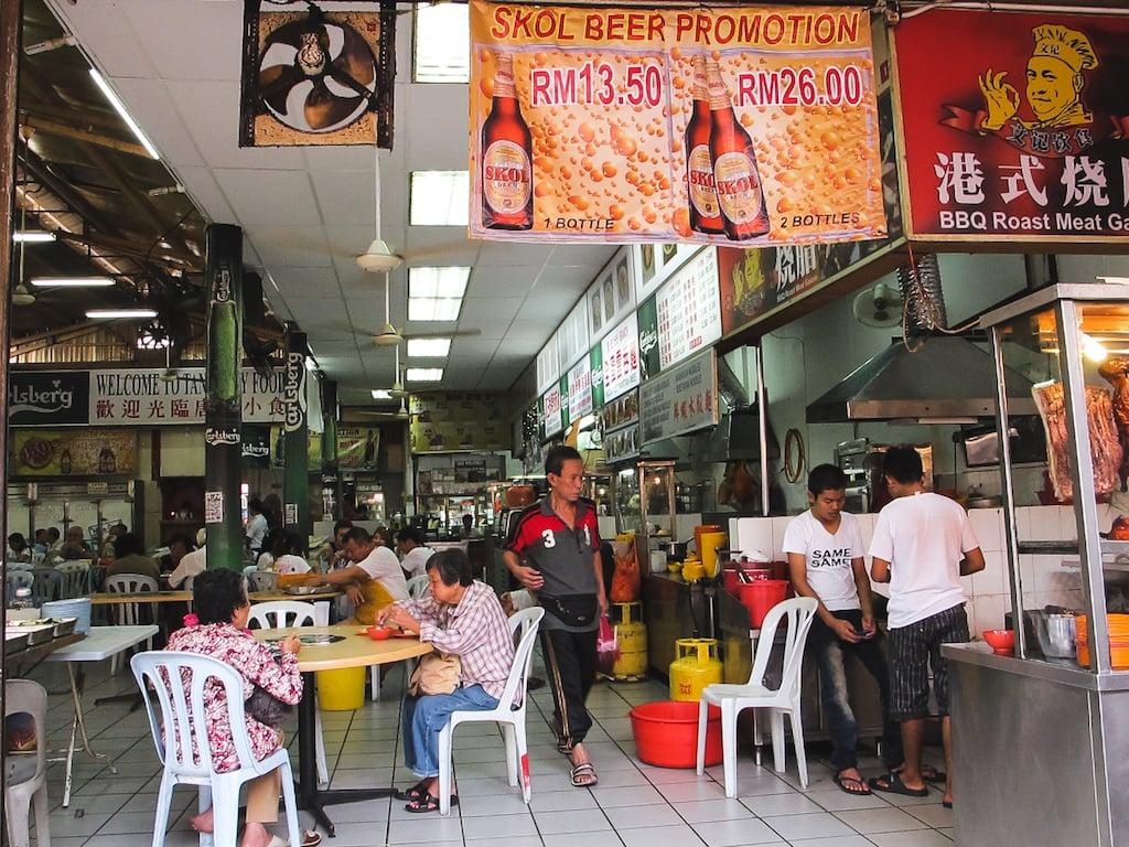 Market in Kuala Lumpur, Malaysia