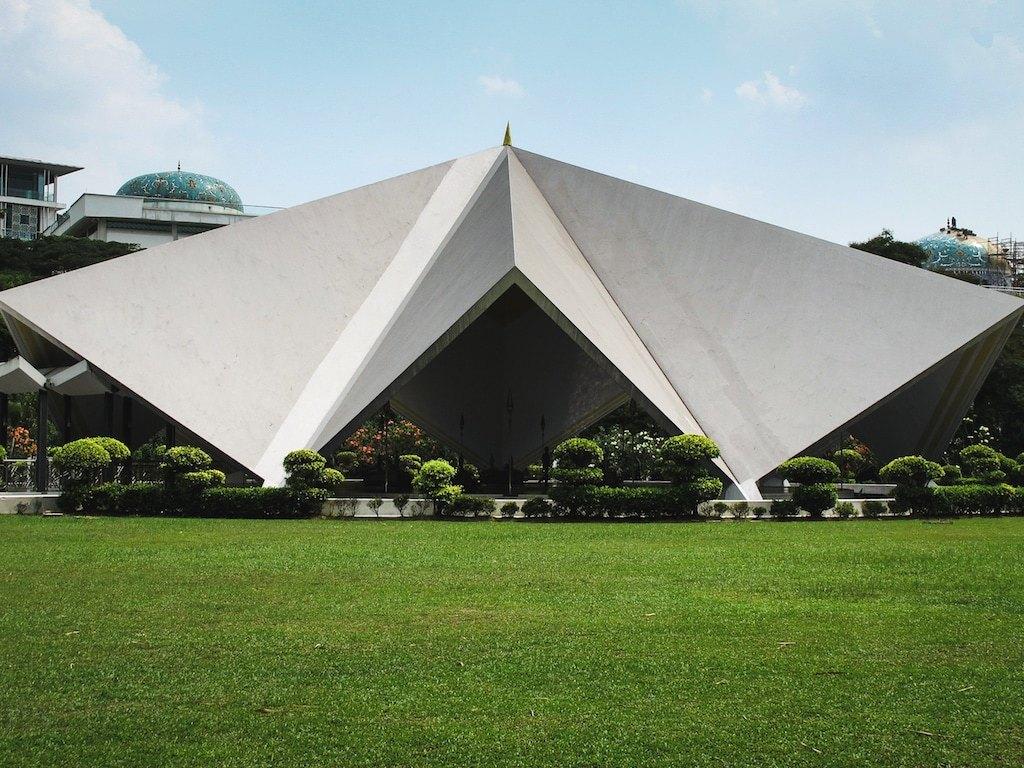 National Mosque in Malaysia - Kuala Lumpur