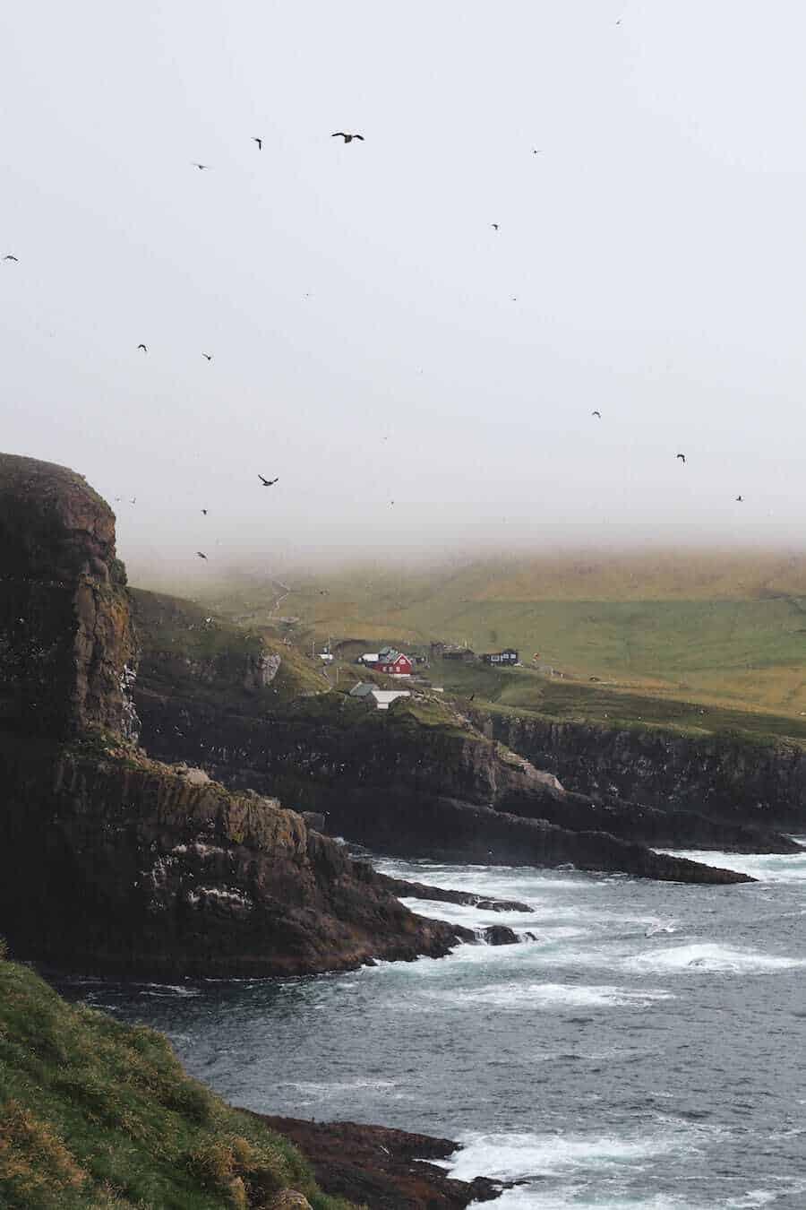 Visit the faroe islands