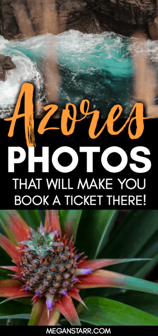 Are the Azores on your list? If not- they should be! Here are photos that will inspire you to book those tickets and treat yourself to an Azores vacation! #travel #azores #portugal #islands