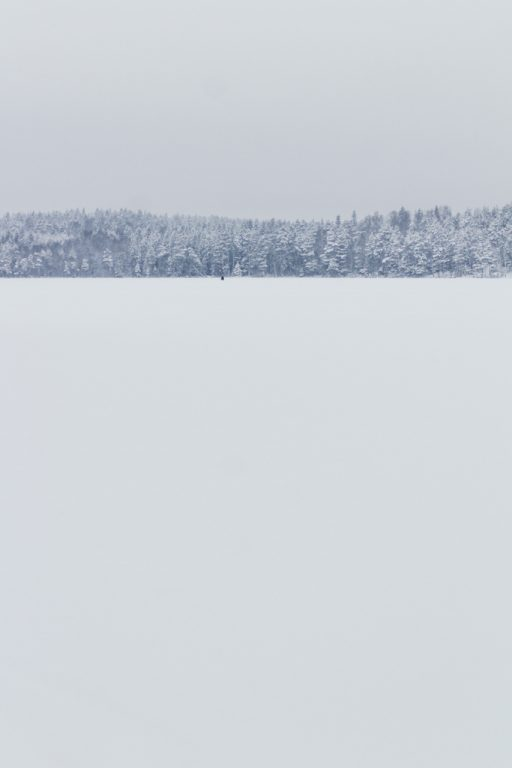 Nuuksio National Park: The Most Beautiful Winter Day Trip From Helsinki frozen lake