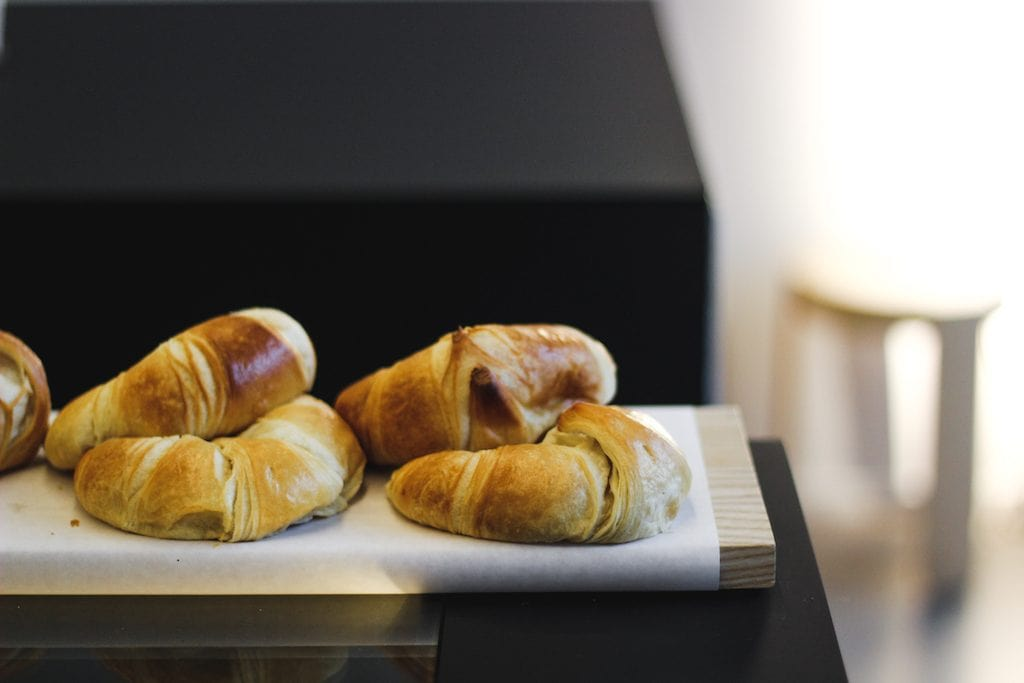the best coffee and cafes in hamburg tornqvist croissant