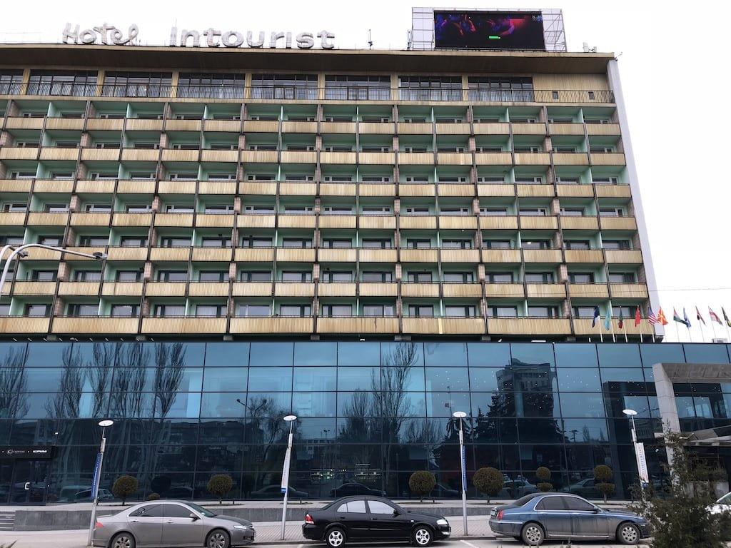 hotel intourist zaporizhia ukraine