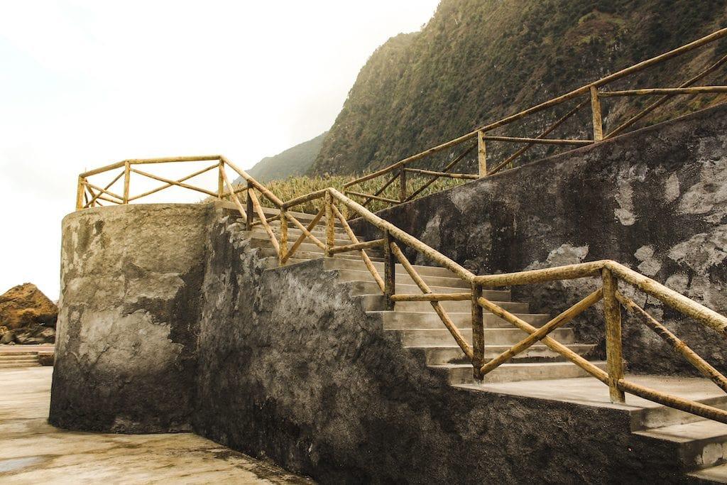 Madeira Hidden Gems: A Complete Travel Guide to Sao Vicente, Madeira calamar restaurant pool