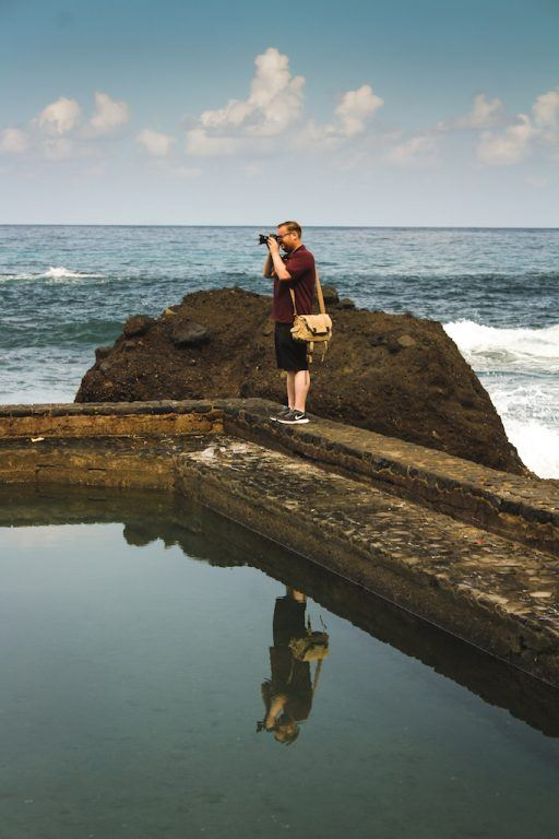 Madeira Hidden Gems: A Complete Travel Guide to Sao Vicente, Madeira photos by pool calamar